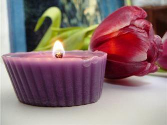 Ароматизированные свечи для массажа